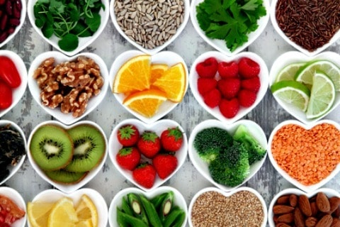 Healthy Food e Fit Food