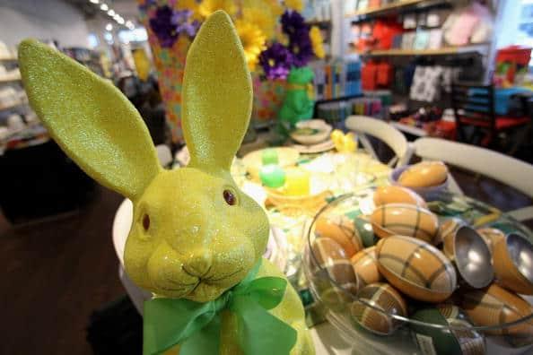 Caccia alle uova di Pasqua 4