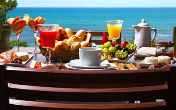 Un brunch in terrazza 1