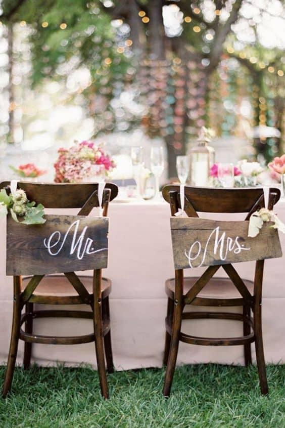 Menu Matrimonio Wedding Summer