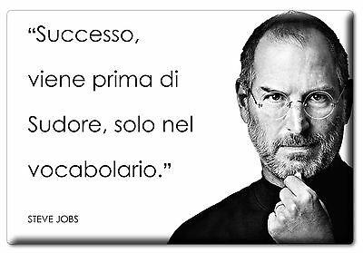Lavora con noi adesso Steve Jobs