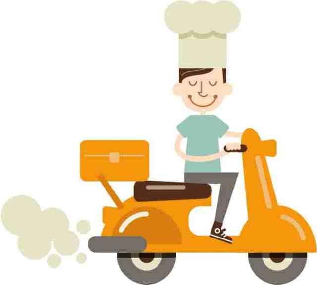delivery consegna a domicilio