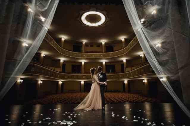 wedding show Teatro