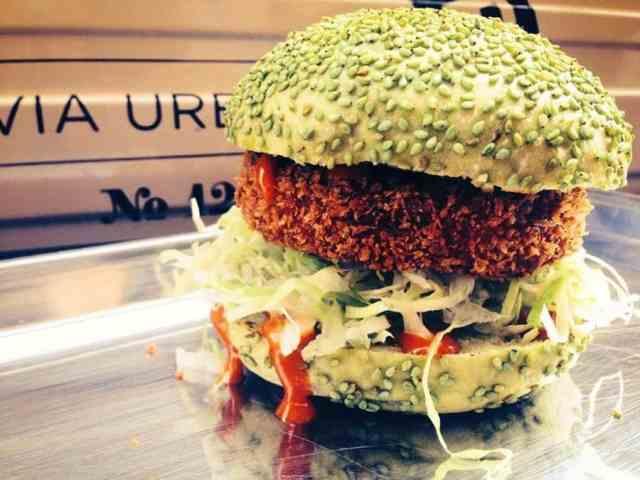 Burger Gourmet vegan