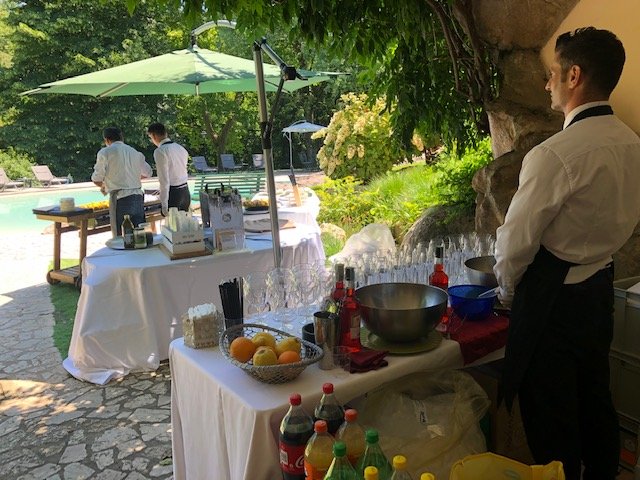 Catering Grasch Raffa House Openbar Grill