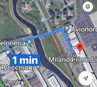 Linate Prime Catering Grasch
