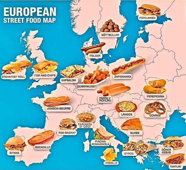 La cucina-europea
