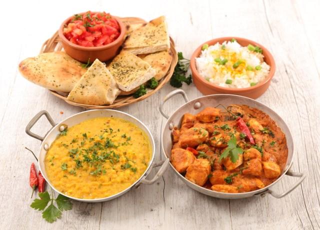 cucina orientale cucina indiana