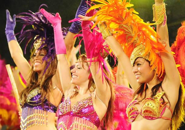 festa brasiliana copertina