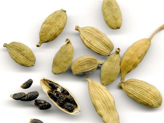 usare i semi in cucina cardamomo