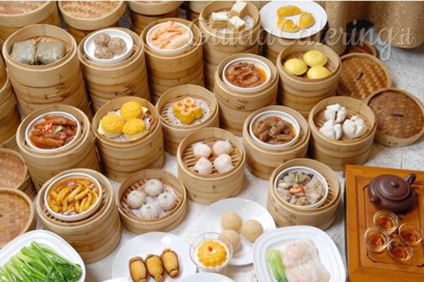 cucina asiatica antica