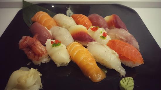 Giapponese Catering Grasch_nighiri