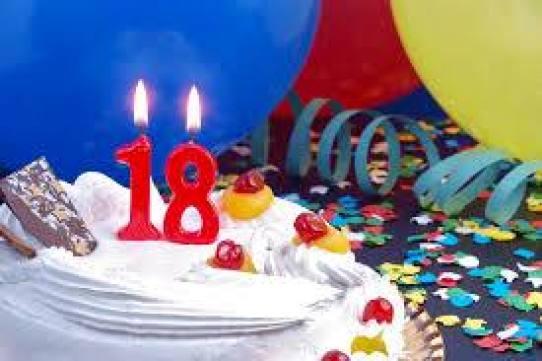 festa 18 anni