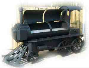 Tog-grill