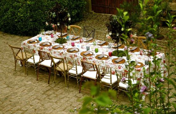 Catering para bodas