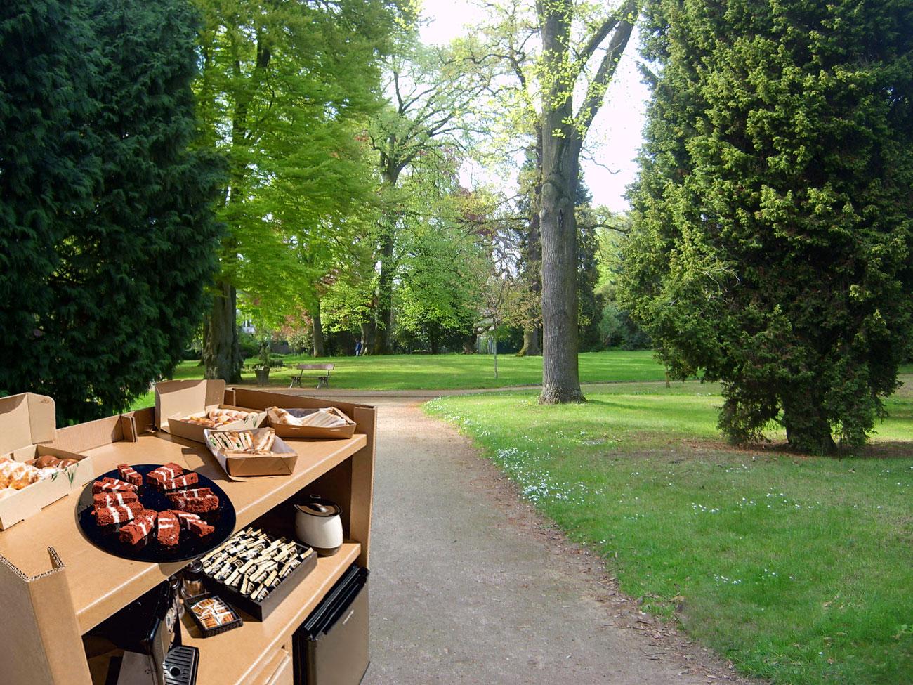 servicios funerarios de catering para velatorios