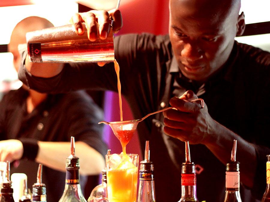 Barservice in Berlin mit Cocktails zum Sales Cup