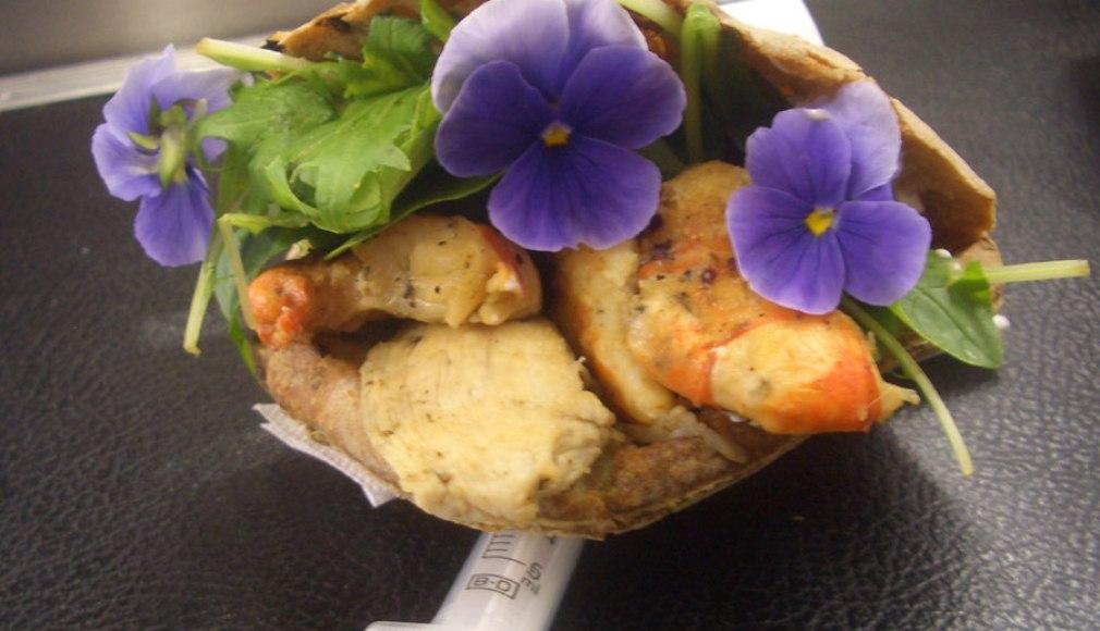 Innovatives Street Food beim Public Catering für PUMA.
