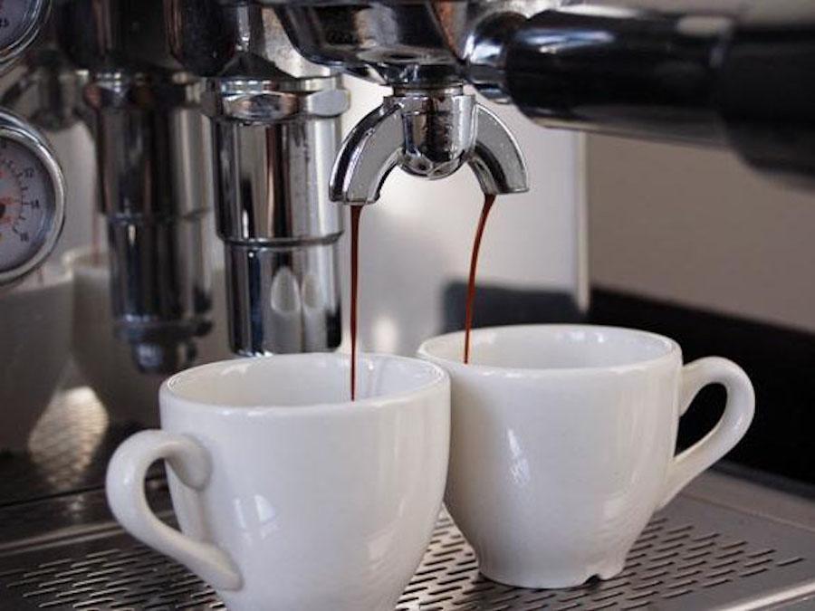 Espresso beim Coffee Catering