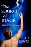 Cover for The Source of Magic by Cate Rowan