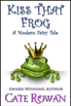 Book cover for Kiss That Frog