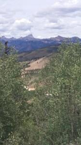 Near Slumgullion Pass & Uncompaghre Peak