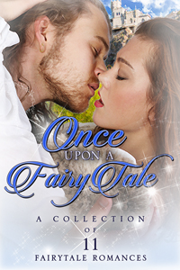 Cover art for Once Upon a Fairy Tale (romantic stories) boxed set