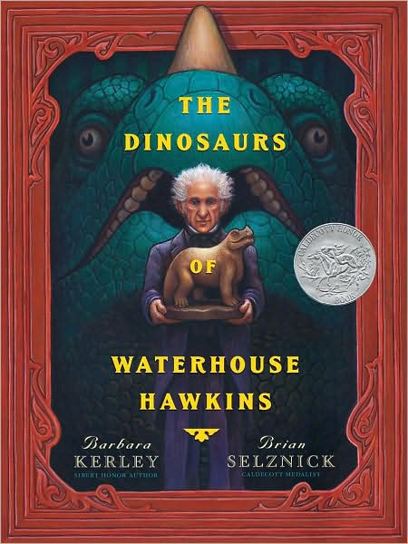 Book Review The Dinosaurs Of Waterhouse Hawkins