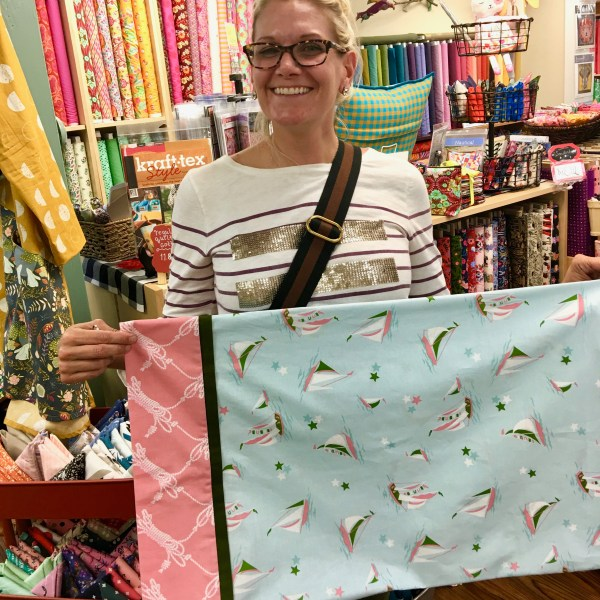 School of Sewing Pillowcase