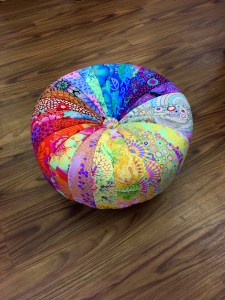 Make Your Own Tuffet Workshop @ Cate's Sew Modern