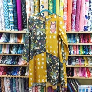Farrow Dress Workshop @ Cate's Sew Modern