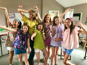 Sew Cool School: Ages 7 1/2 to 9 @ Cate's Sew Modern
