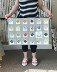 Envelope Quilt Workshop @ Cate's Sew Modern