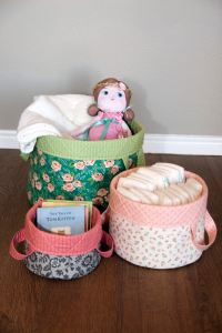 Olivia's Basket's Workshop @ Cate's Sew Modern