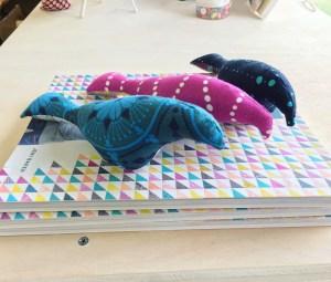 Three Little Birds Workshop @ Cate's Sew Modern