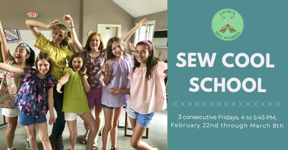 Sew Cool School