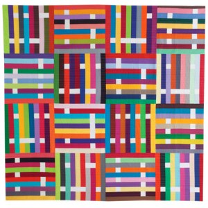 Beautiful Binary Quilt Workshop with Thomas Knauer @ Cate's Sew Modern