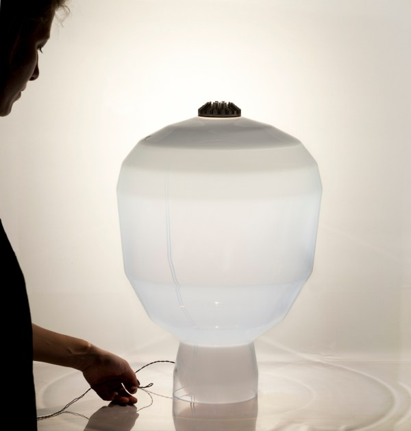 Lacuna Lamp by Studio Furthermore