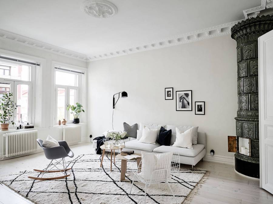 I wish I lived here: a calm living room