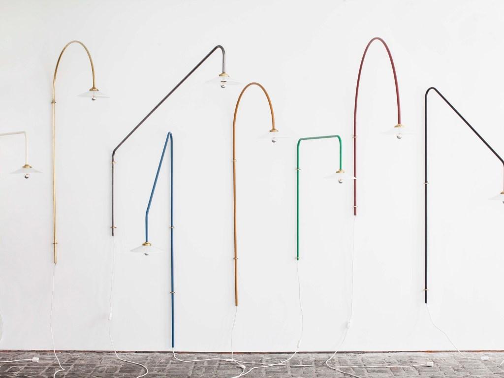 Muller van Severen lamps - Galerie Valerie Traan