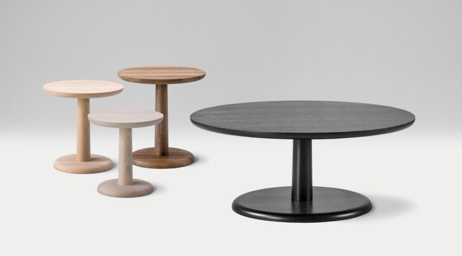 Pon - a table series by Jasper Morrison