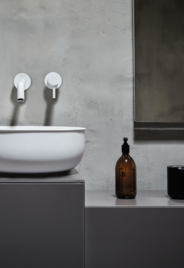Norm Architects new bathroom collection for Inbani