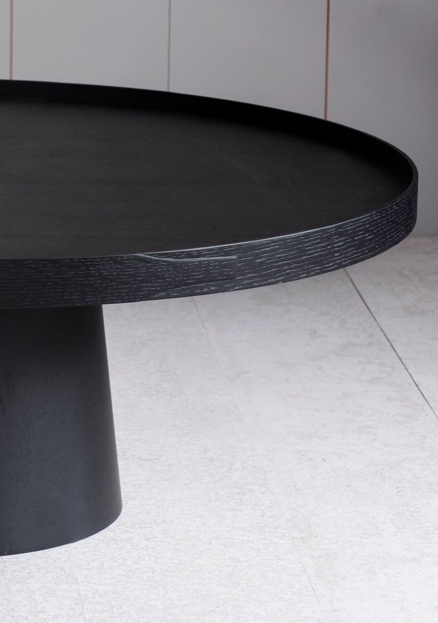 Pinch Rodan table - minimal design - furniture