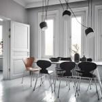 I wish I lived here: a monochrome Swedish home