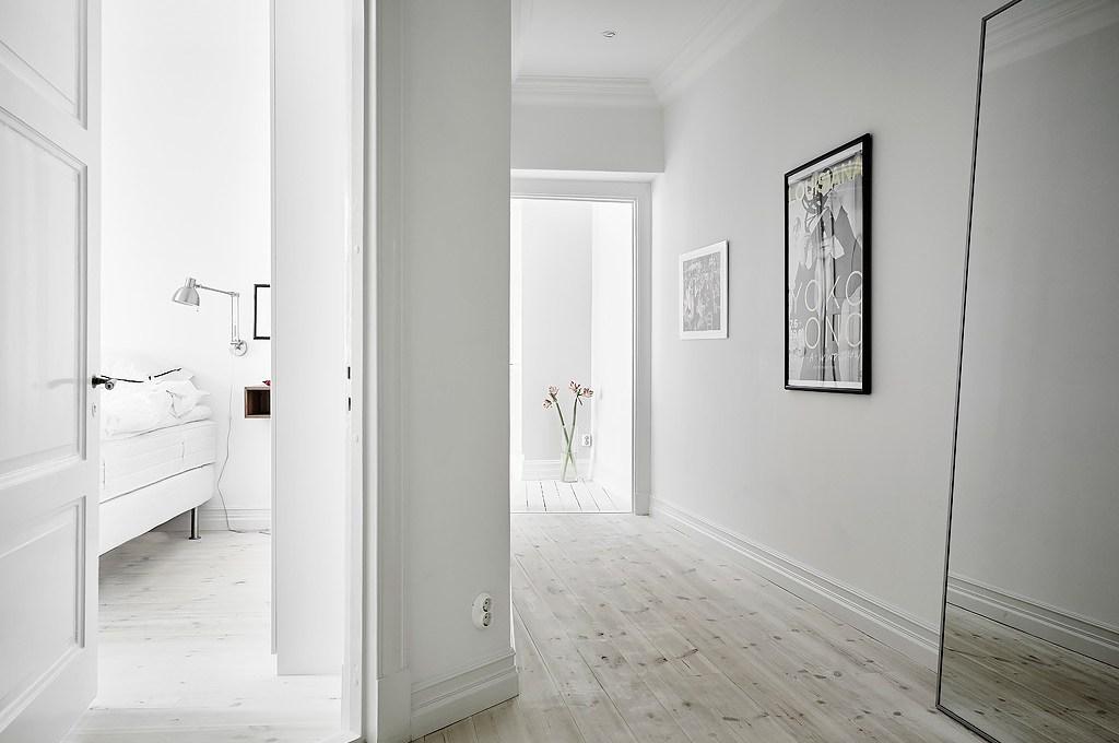 minimal lighting - hallway ideas