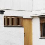 Inside Maison Louis Carré by Alvar Aalto