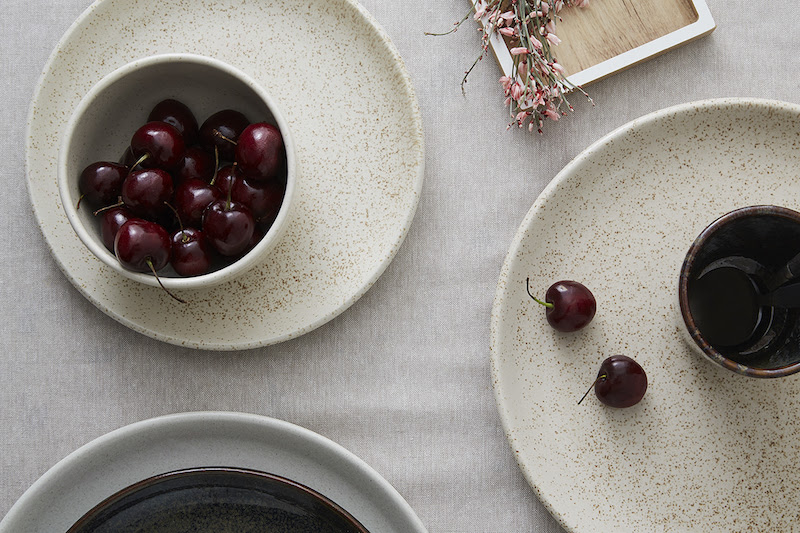 New speckled range from Minor Goods