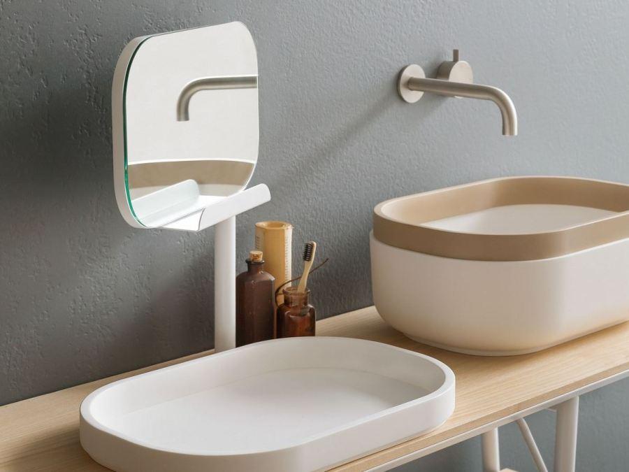 Oblon by Novello - 6 simple, contemporary bathrooms for the design conscious