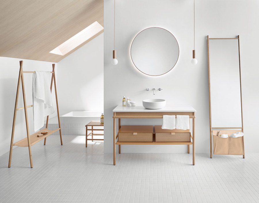 Mya Collection by Studio Altherr for Burgbad