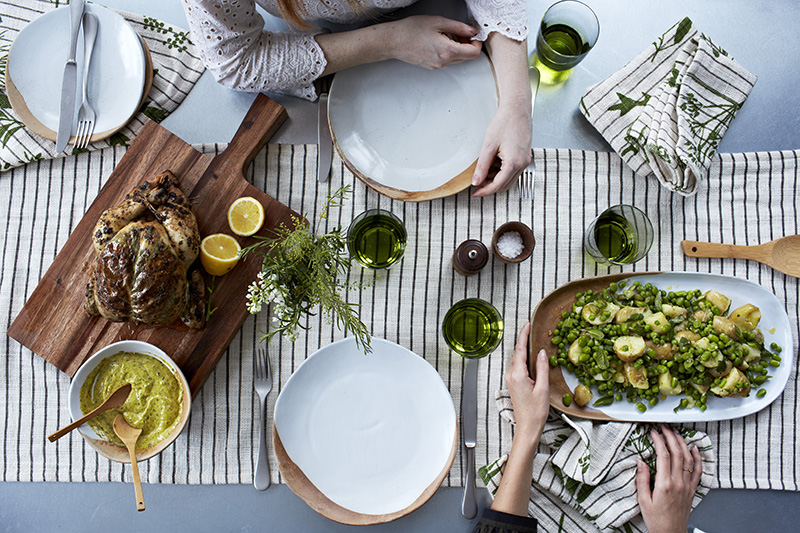 Jackson & Levine for Habitat - Dining Table